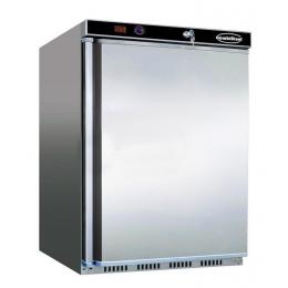 Congélateur inox 120 L