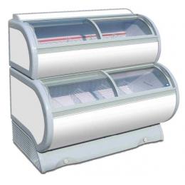 Congélateur à glace négatif 255 L