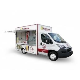 Food Truck Ducato Taglia L Model 01