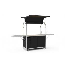Bar Mobile cart 1500