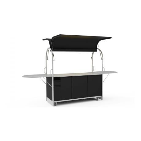 Bar Mobile cart 2000