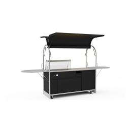 Bar Bain-Marie cart 2000