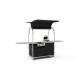 Bar mobile Hot dog cart 1500