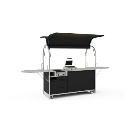 Bar mobile Hot dog cart 2000