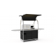 Bar mobile Sandwich cart 1500
