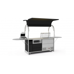 Bar mobile Panini cart 2000
