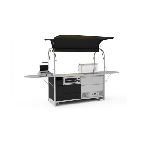 Bar mobile Panini cart 2000