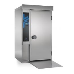 Cellule de refroidissement à chariot tactile Evox 20/40 170kg Top