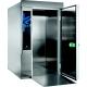 Cellule de refroidissement à chariot tactile Evox 40/80 200kg Top