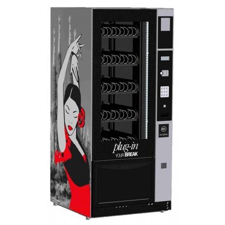 Distributeur automatique positif Barcelona