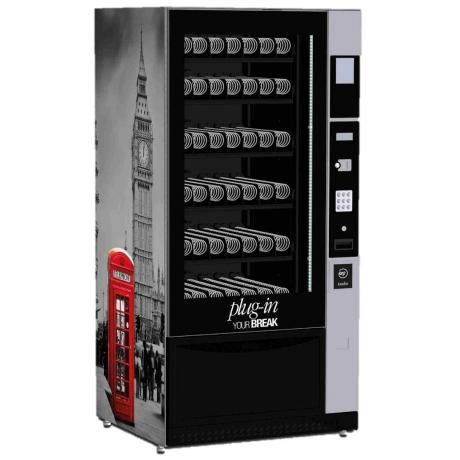 Distributeur automatique positif London 624 L