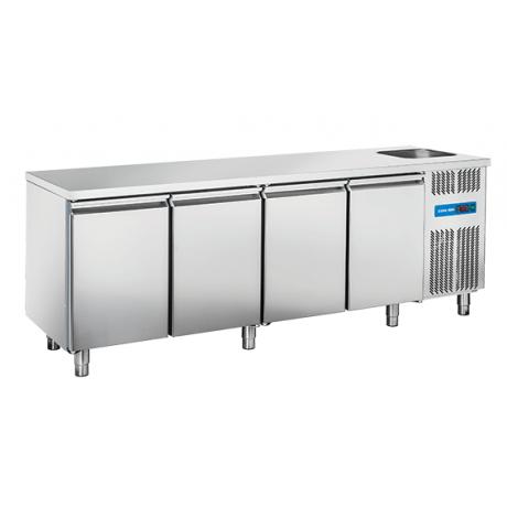 Comptoir réfrigéré RC 4100LV positif 630 L