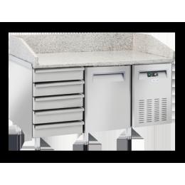 Comptoir réfrigéré QZ 16 220L
