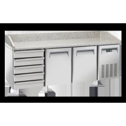 Comptoir réfrigéré QZ 26 430L
