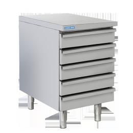 Comptoir réfrigéré D5 123L