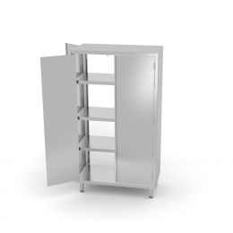 Armoire double face à portes battantes POL-312