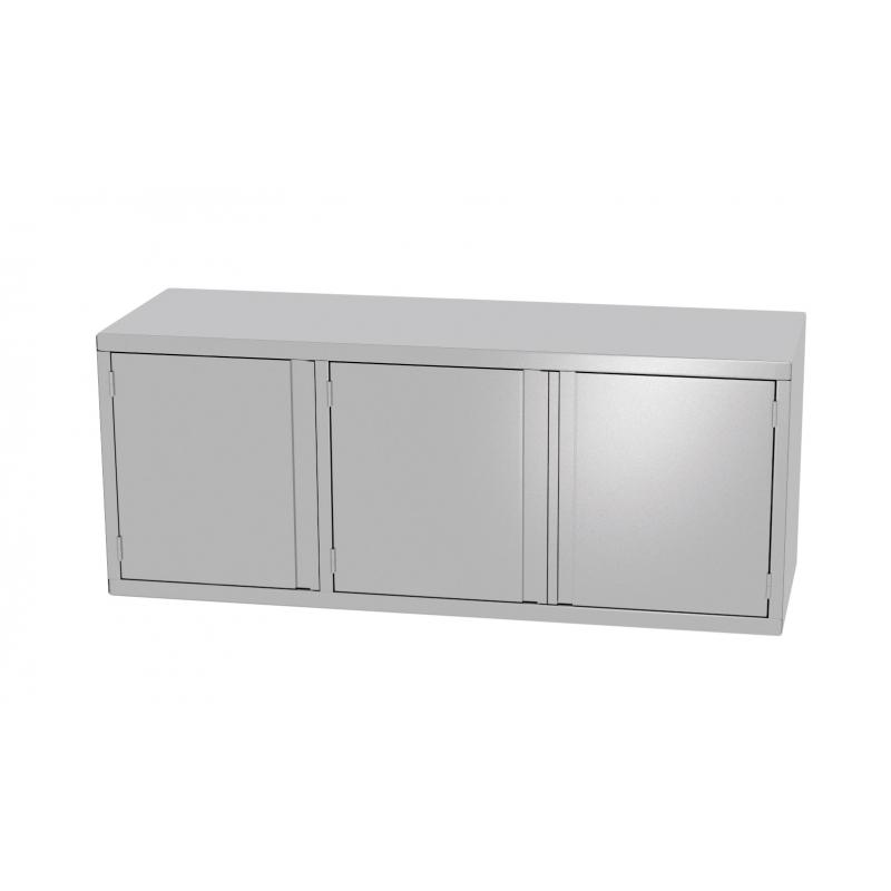 Armoire de rangement murale avec portes battantes POL-310-2 / POL-310-3 - Colddistribution®