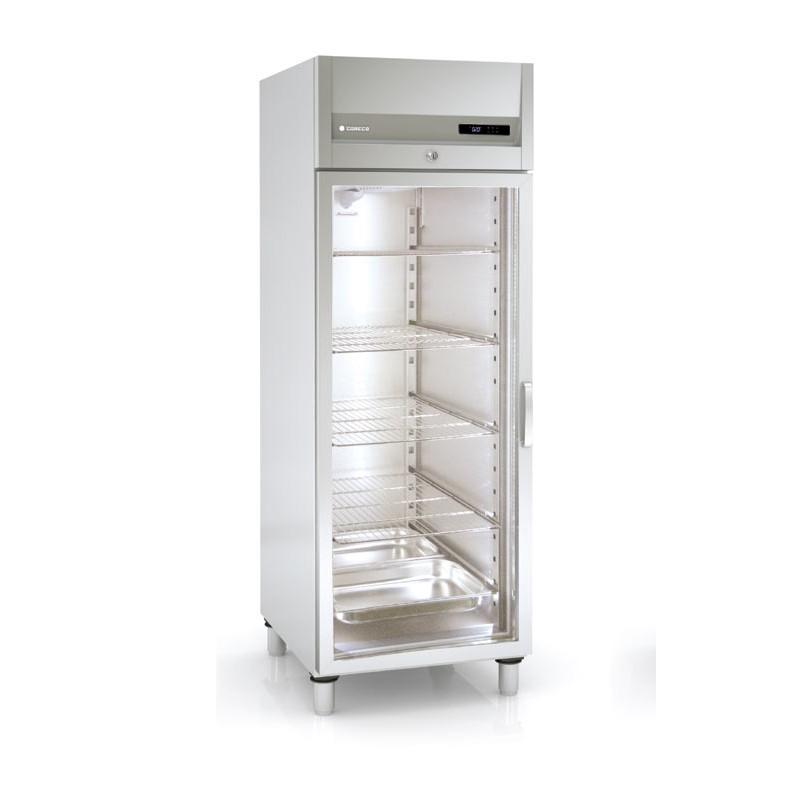 armoire r frig r e inox 1 porte pleine ou vitr e. Black Bedroom Furniture Sets. Home Design Ideas