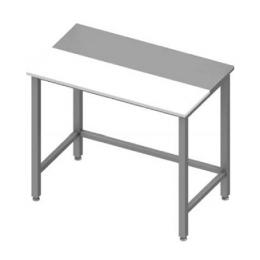 Table centrale avec panneau en polyéthylène