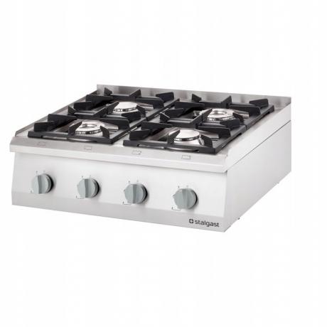 Cuisinière à gaz posable 2 brûleurs