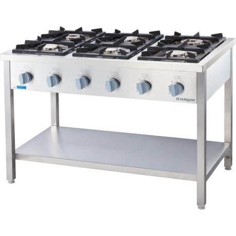 Cuisinière à gaz autonome