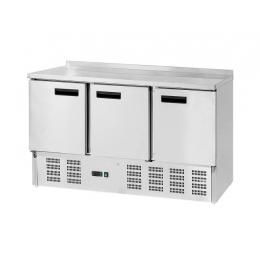 Table de réfrigération à 3 portes 400 L