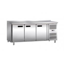 Table de réfrigération et congélation 358 L
