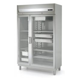 Armoire frigorifique inox GN2