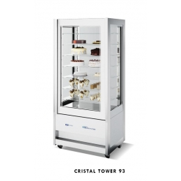 Vitrine Cristal Tower 93