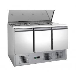 Saladette inox G-S903 de 368 L