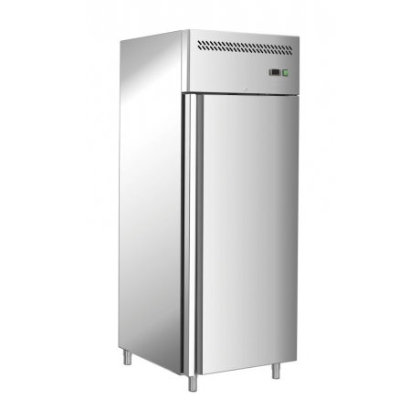 Chambre froide inox restaurant positive 650 Litres