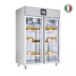 Armoire d'affinage vitrée pour fromage 1400 L