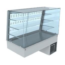 Vitrine réfrigérée ventilée fermée Lyra