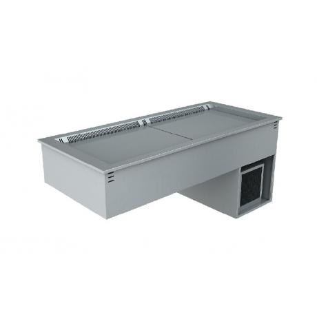 Cuve réfrigérée ventilée sans superstructure Gemini
