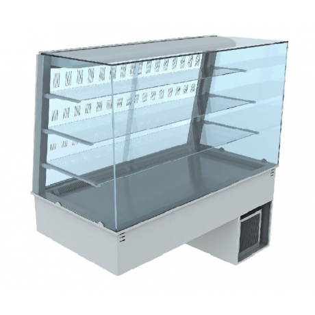 Vitrine réfrigérée ventilée fermée Vela