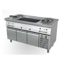 Unité de cuisson Show Pasta SP17