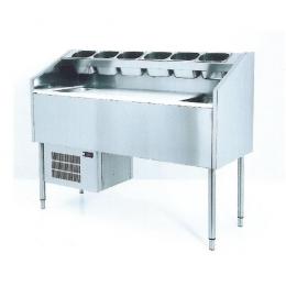 Table de préparation réfrigérée Corona