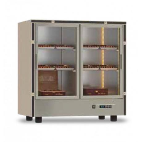 Armoire réfrigérée positive à chocolats PM-CDR20 / PC-CDR20