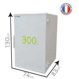 Caisson réfrigéré négatif 200 Litres