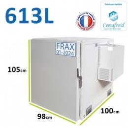Caisson frigorifique réfrigéré