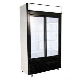 armoire vitrée porte coulissante