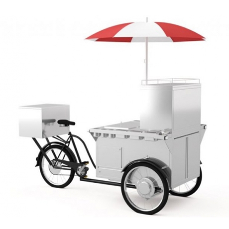 Triporteur Hot Dog Bike