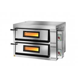 Four à pizza électrique numérique FMD4+4