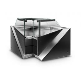 Comptoir réfrigéré d'angle interne L-X NW