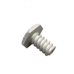 Pieds plastique réglables H:125-155 mm