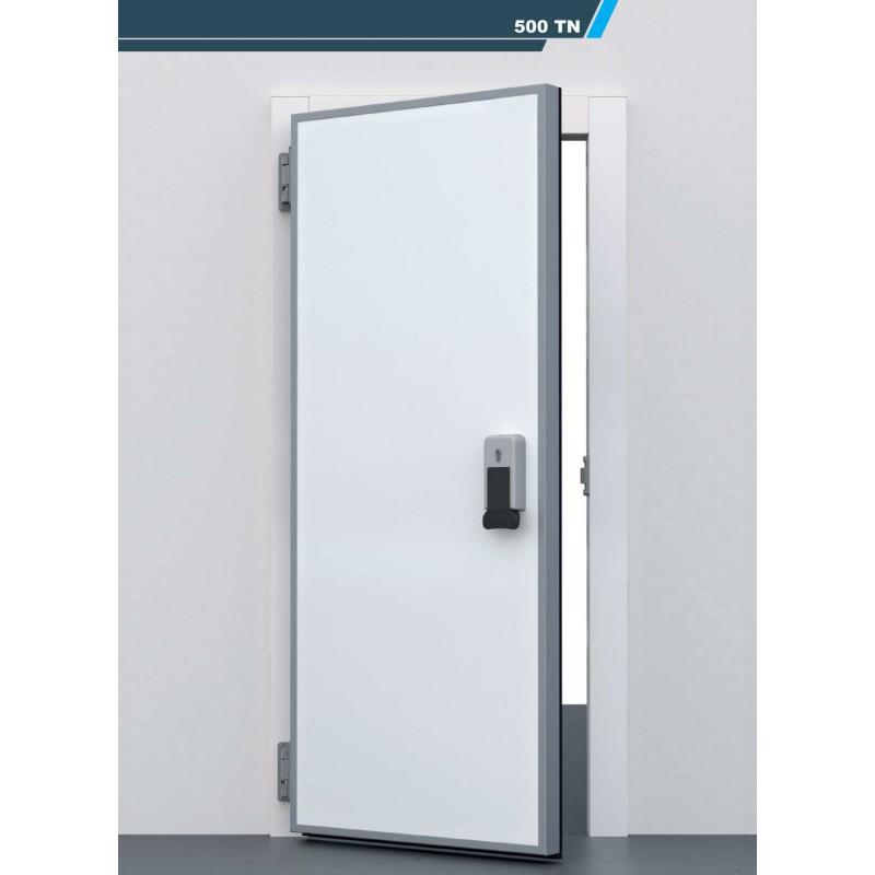 Porte pivotante isotherme positive chambre froide 500tn 920 00 ht colddistribution - Porte isotherme chambre froide ...