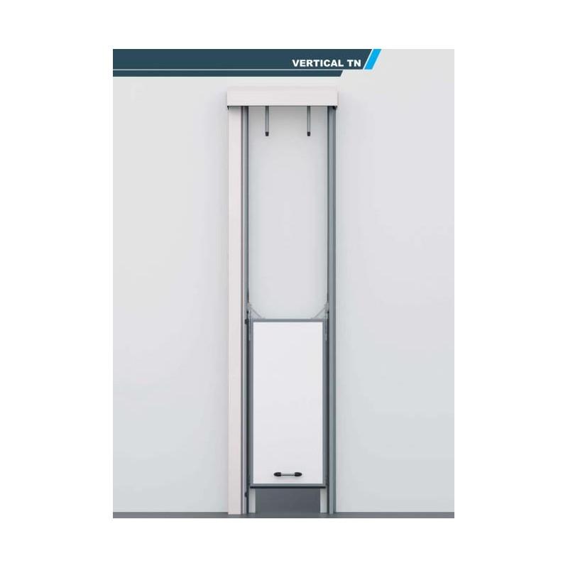 Porte guillotine tn chambre froide for Porte chambre froide