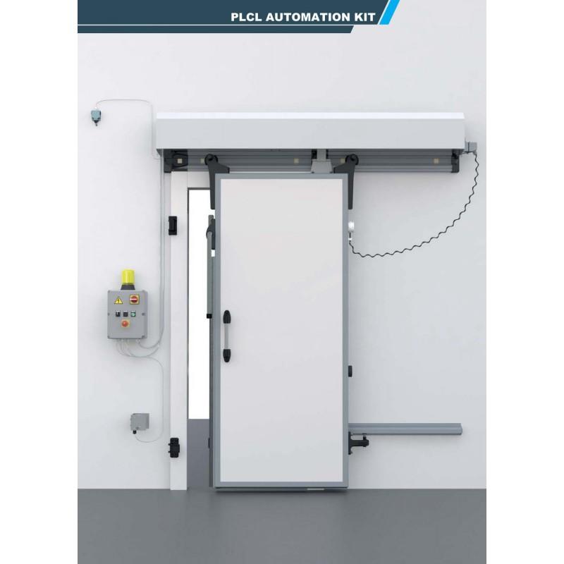Kit automatique pour portes coulissantes plcl - Kit pour porte coulissante ...