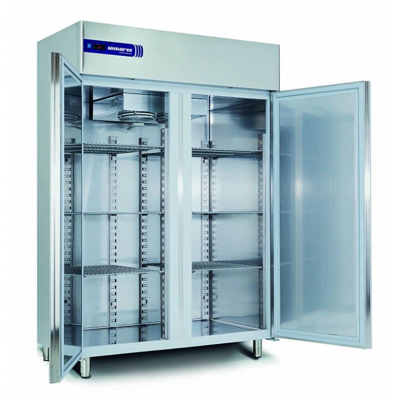 Armoire r frig r e inox n gative 1055 l - Armoire refrigeree negative ...