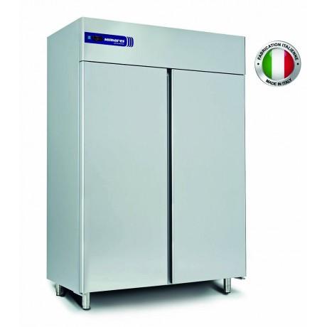 Armoire réfrigérée inox (-2°,+8°C) 1055 L